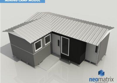 petroleum camp modul
